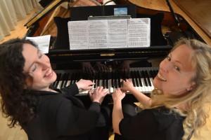 Repertoire Klavierduo Stuttgart