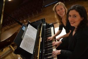 Programme Klavierduo Stuttgart