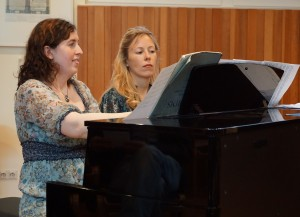 Presse Klavierduo Stuttgart